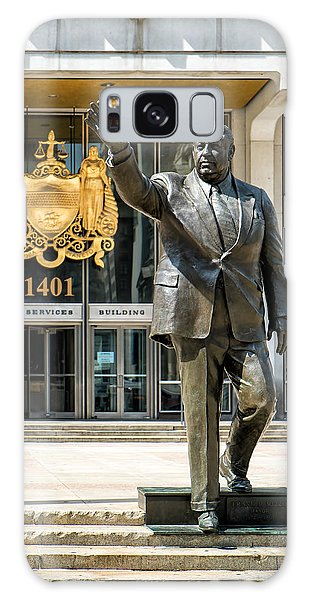 Mayor Frank L. Rizzo Monument Galaxy Case