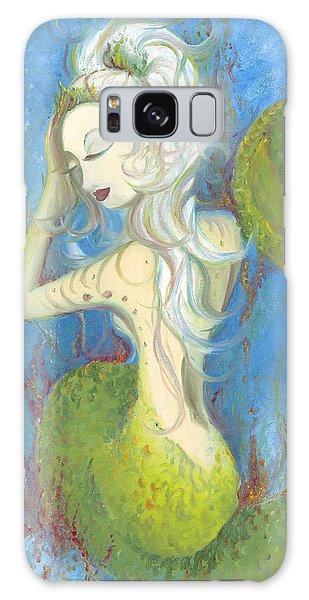 Mazzy The Mermaid Princess Galaxy Case