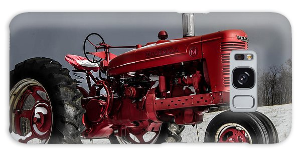 Mccormick Farmall 2 Galaxy Case by Anthony Thomas
