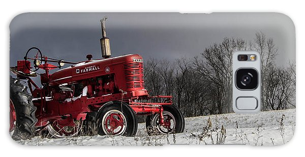 Mccormick Farmall Galaxy Case by Anthony Thomas
