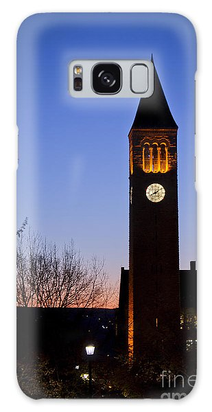 Mcgraw Tower Cornell University Galaxy Case