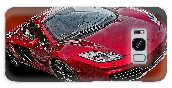 Mclaren Mp4-12c Galaxy Case