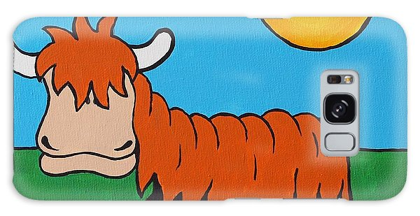Mcmooo Galaxy Case by Sheep McTavish