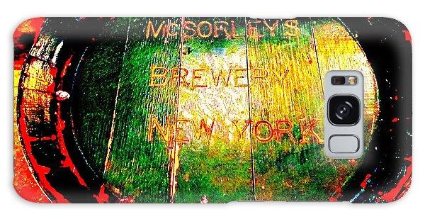 Mcsorleys Brewery Galaxy Case by Ed Weidman