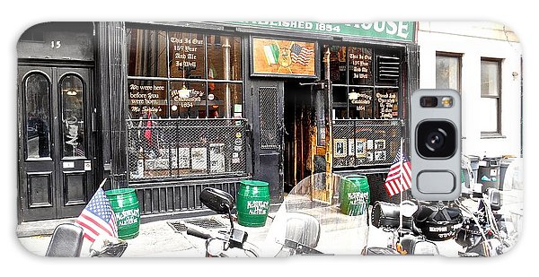 Mcsorley's Old Ale House Galaxy Case