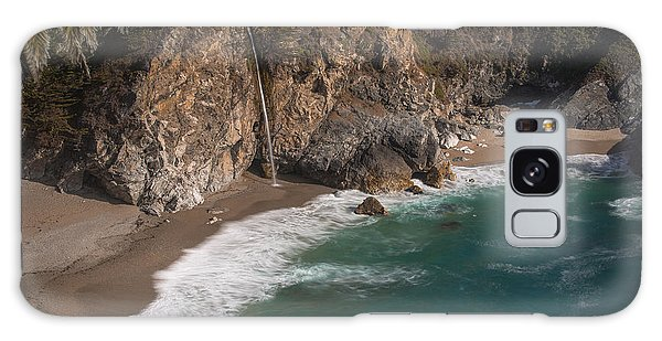 Mcvay Falls... Big Sur  Galaxy Case
