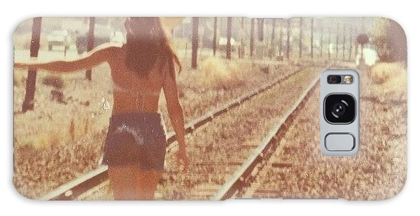 Summer Galaxy Case - Me Back In The 70s When Livin' Was by Blenda Studio