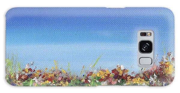 Meadow Galaxy Case by Natasha Denger