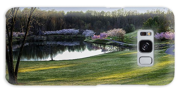 Meadowlark Gardens Galaxy Case