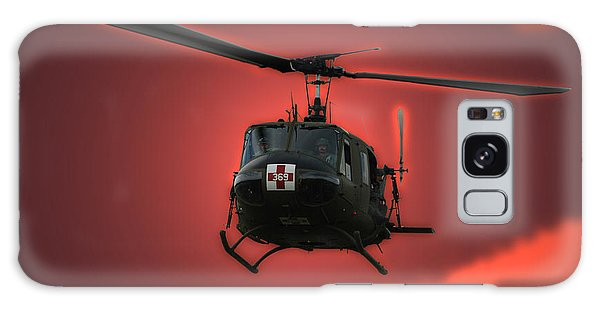 Medevac The Sound Of Hope Galaxy Case by Thomas Woolworth