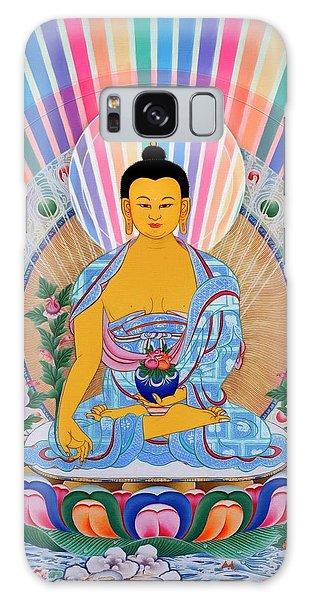 Medicine Buddha 1 Galaxy Case