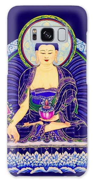 Medicine Buddha 6 Galaxy Case