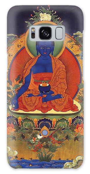 Medicine Buddha 8 Galaxy Case
