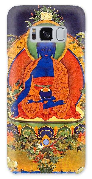 Medicine Buddha Galaxy Case