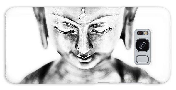 Buddha Galaxy Case - Medicine Buddha Monochrome by Tim Gainey