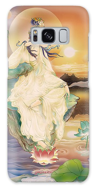 Medicine-giving Kuan Yin Galaxy Case