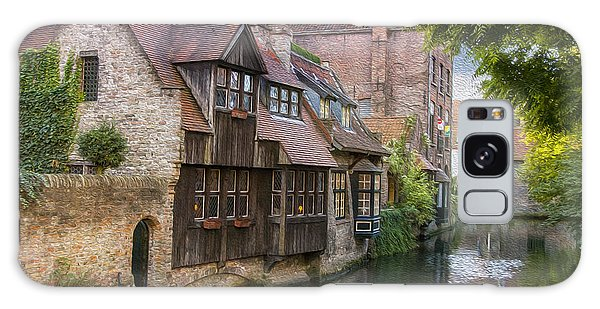 Medieval Bruges Galaxy Case