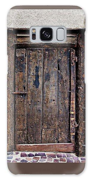 Medieval Door Galaxy Case