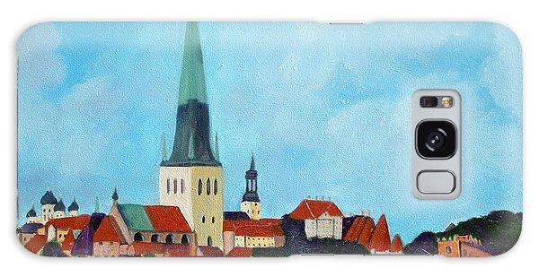 Medieval Tallinn Galaxy Case