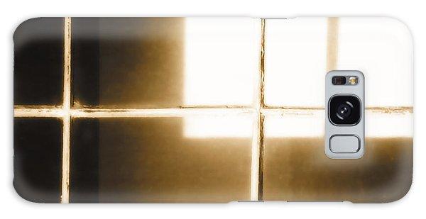 Meditation In Sunlight 14 Galaxy Case by The Art of Marsha Charlebois