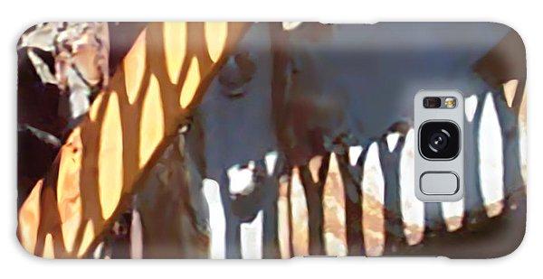 Meditation In Sunlight 22 Galaxy Case by The Art of Marsha Charlebois
