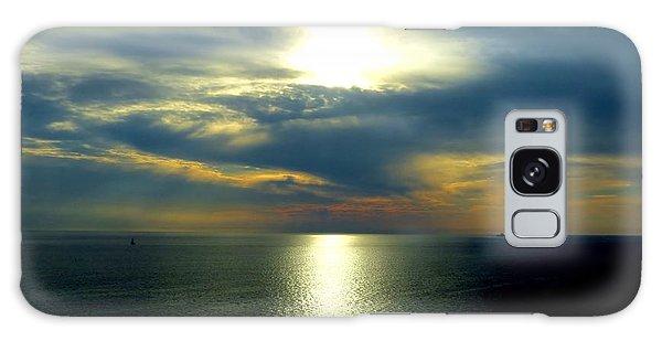Mediterranean Sunset Galaxy Case