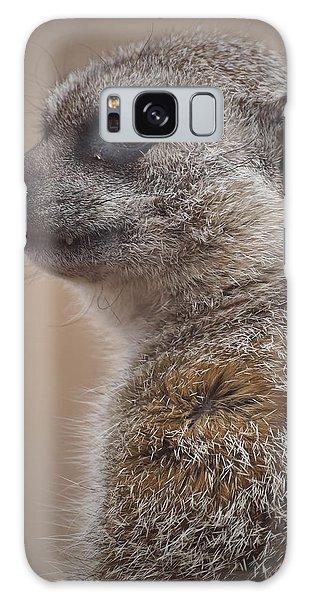 Meerkat 9 Galaxy Case