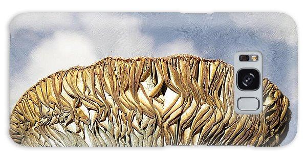 Mega Mushroom IIi Galaxy Case