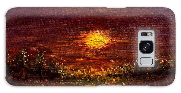 Melancholy.. Galaxy Case by Cristina Mihailescu