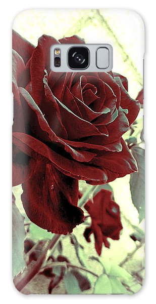 Melancholy Rose Galaxy Case