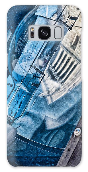 Memorial Reflection Galaxy Case