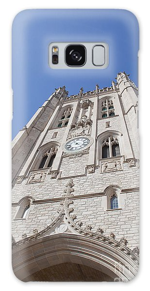 Memorial Union Clock Tower Galaxy Case