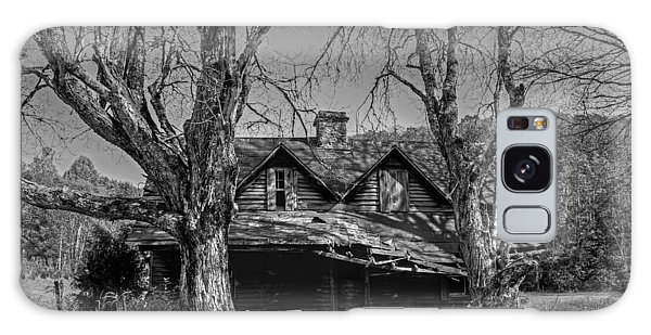 Memories Of Ages Past B W Galaxy Case by HH Photography of Florida