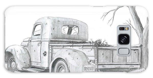 Old Truck Galaxy Case - Memories by Rick Bennett