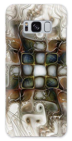 Memory Boxes-fractal Art Galaxy Case