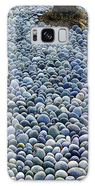 Memory Stones Galaxy Case by Bruce Carpenter