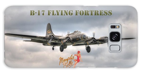 Memphis Belle Galaxy Case
