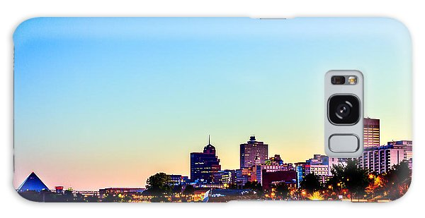 Memphis Morning - Bluff City - Tennessee Galaxy Case