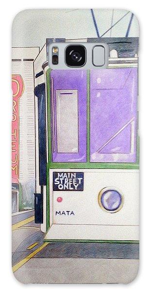 Memphis Trolley Galaxy Case