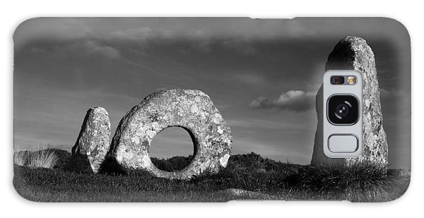 Men An Tol Ancient Monument Galaxy Case