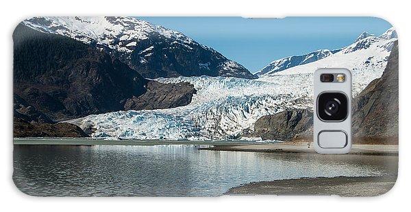 Mendenhall Glacier In Alaska Galaxy Case