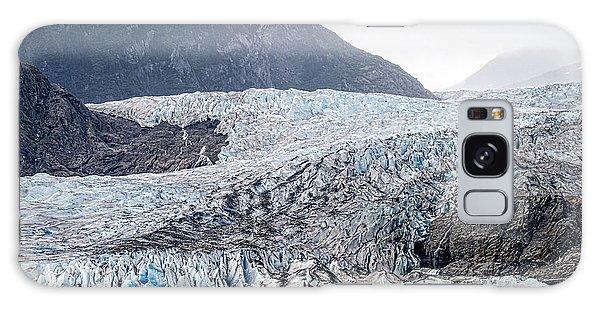 Mendenhall Glacier 1 Galaxy Case