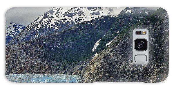Mendenhall Glacier 3 Galaxy Case