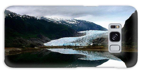 Mendenhall Glacier Galaxy Case