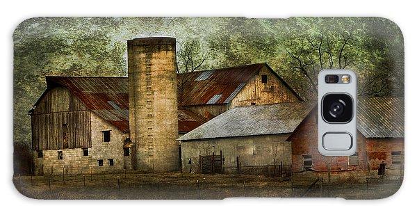 Mennonite Farm In Tennessee Usa Galaxy Case