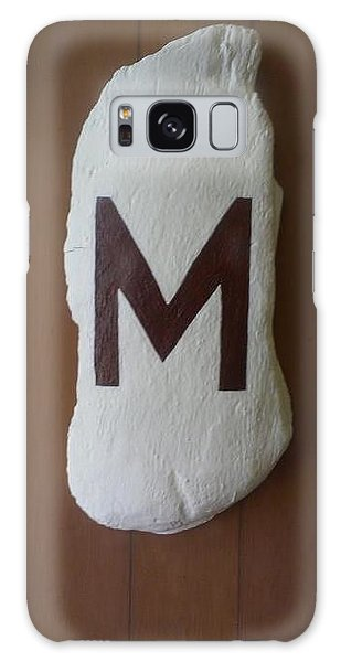 Menominee Maroons Galaxy Case by Jonathon Hansen