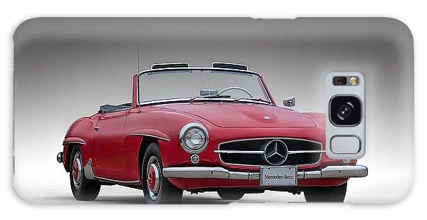 Automobile Galaxy Case - Mercedes-benz 190 Sl by Douglas Pittman