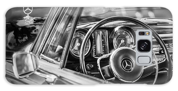 Mercedes-benz 250 Se Steering Wheel Emblem Galaxy Case