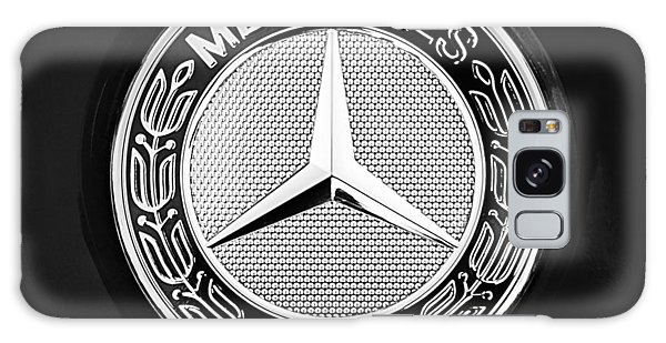 Mercedes-benz 6.3 Gullwing Emblem Galaxy Case