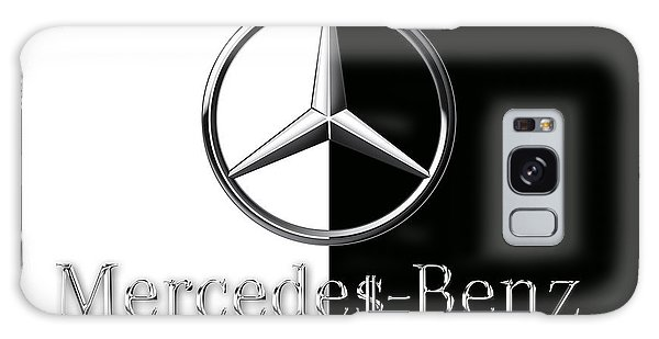Mercedes-benz Logo Galaxy Case